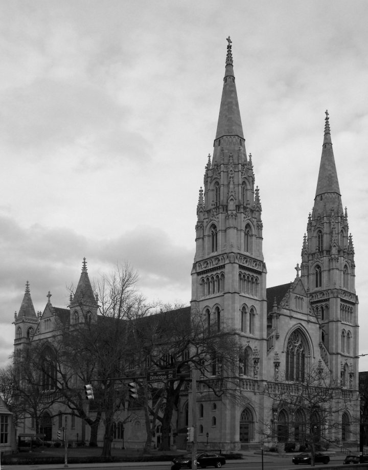 The Top Ten Catholic Churches In Pittsburgh Father Pitt