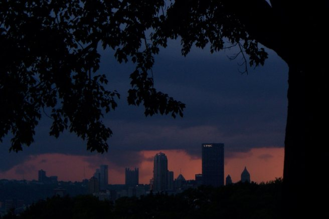 2014-07-14-Schenley-Park-Sunset-01