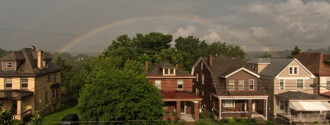 Beechview Rainbow, 2015-07-06, 01